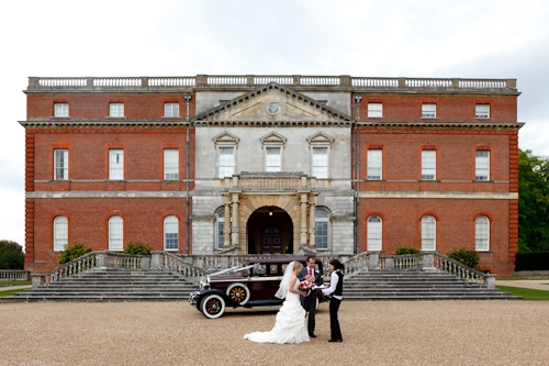 Clandon Park wedding Photography by photographer Syman Kaye