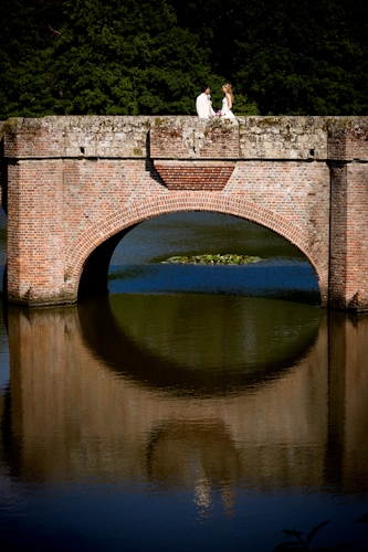 Herstmonceux Castle East Sussex Wedding Photographer