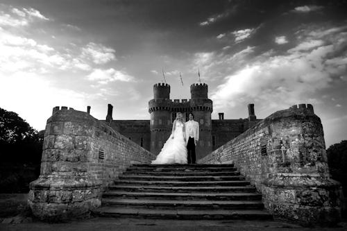 Herstmonceux wedding photographers East Sussex