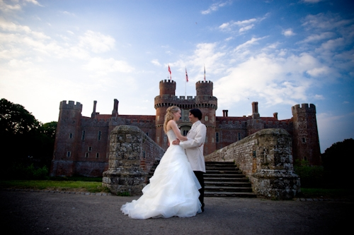 Herstmonceux wedding photography