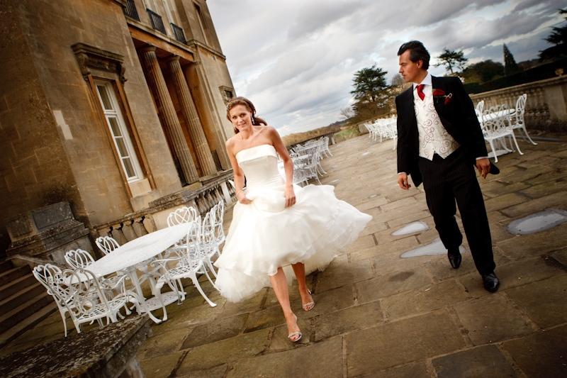 Wedding Photographer Luton Hoo