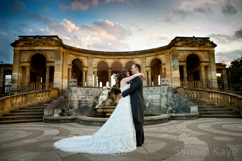 Italian Garden Wedding at Hever Castle