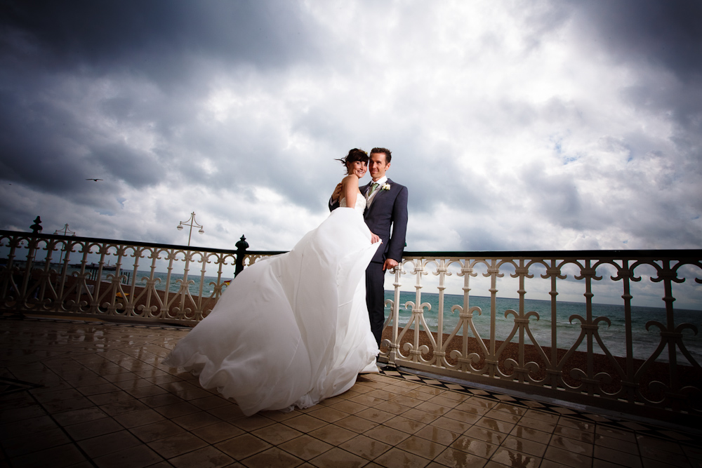 Photography for weddings in Brighton