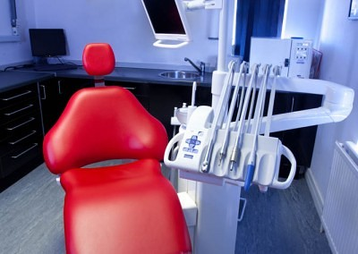 dental surgery photography